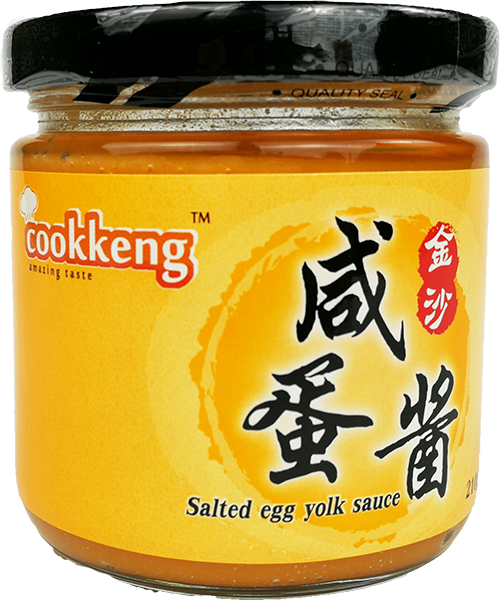 Salted Egg Yolk Sauce