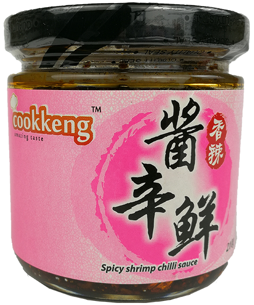 Spicy Shrimp Chilli Sauce