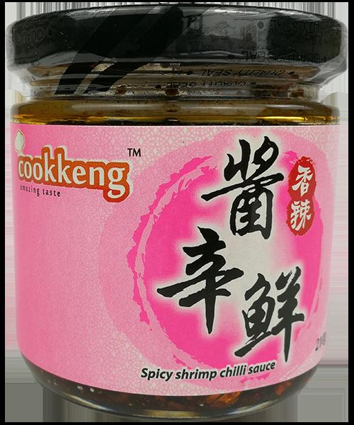 香辣虾米辣椒酱